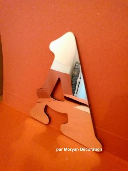 Lettre miroir BELSHAW