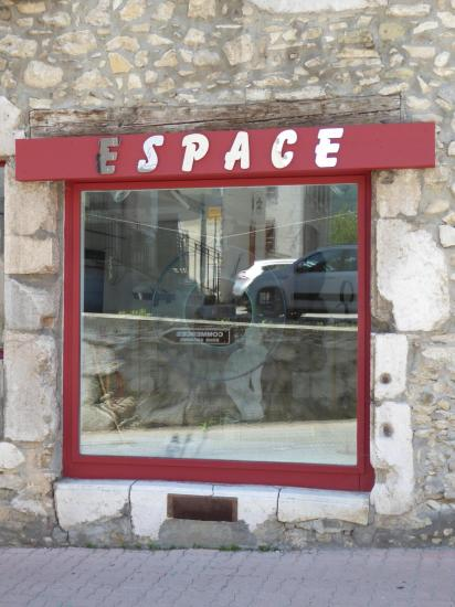Lettre miroir ESPACE 1