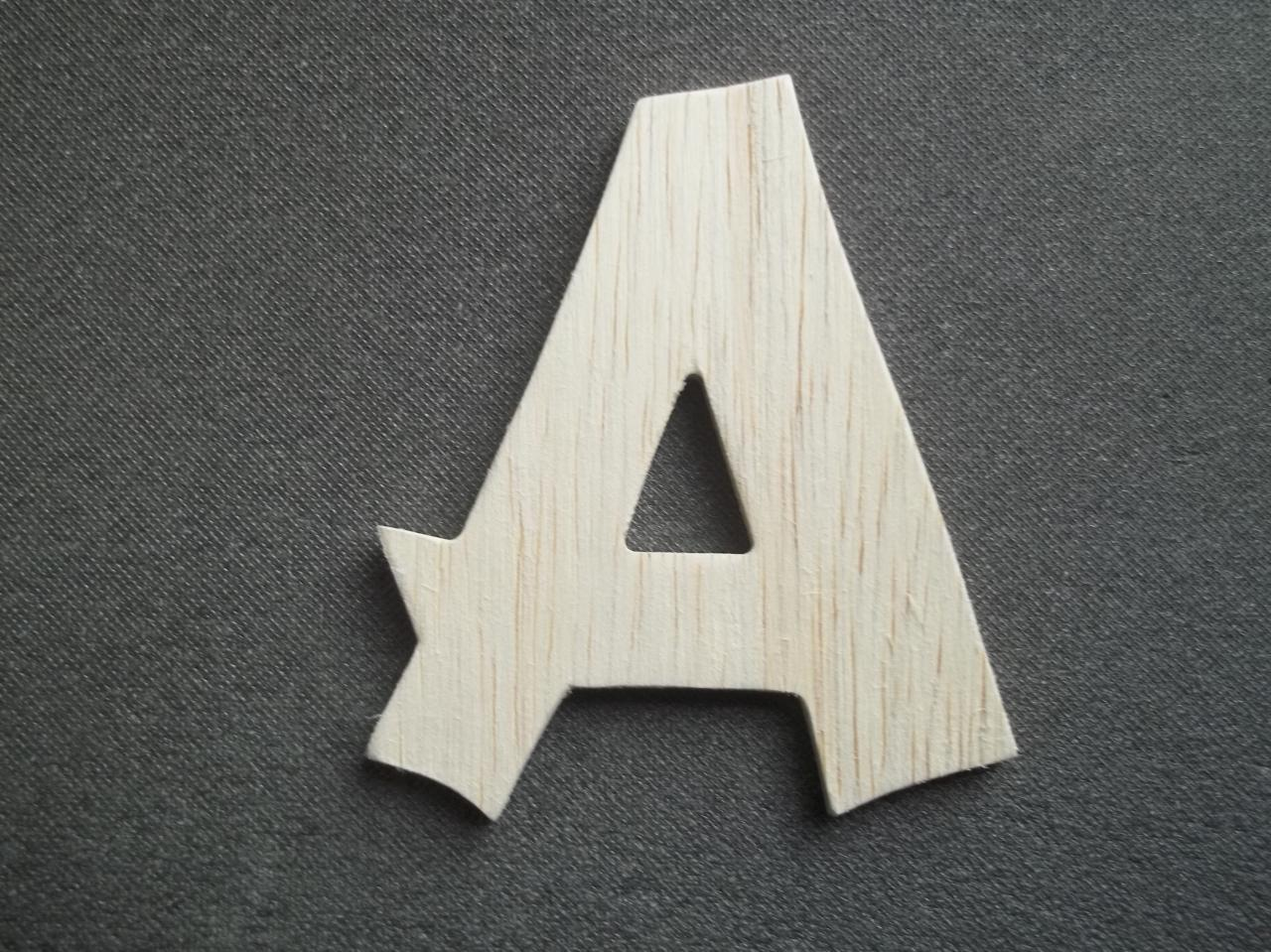Lettre en bois d corer - Lettres en bois a peindre ...