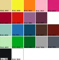 Lettrage enseigne couleur CENTURY