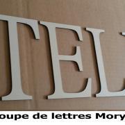 Lettre deco ATELIER 1