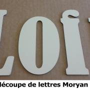 Lettre deco LOFT
