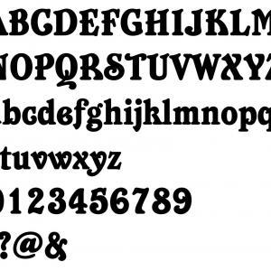 Alphabet belshaw 3