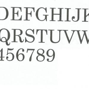 Alphabet century