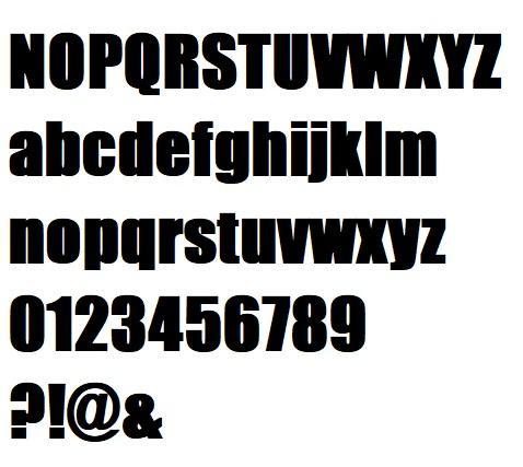 Alphabet impact