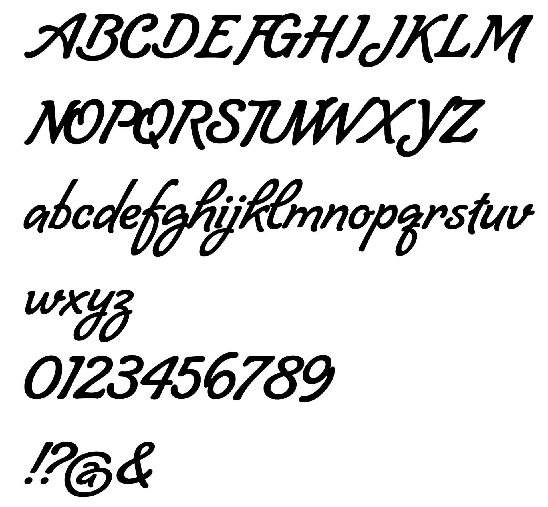 Alphabet lombriz 2