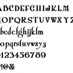 Alphabet shangri la 1