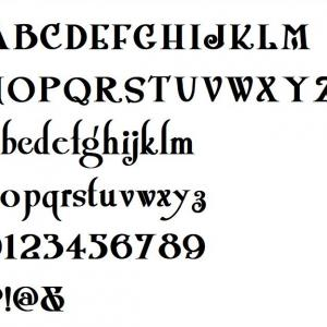 Alphabet shangri la 2