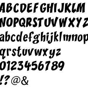 Alphabet zoinks 2