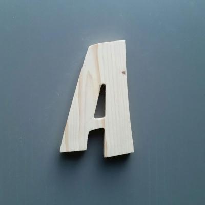 Enseigne bois modèle ZOINKS