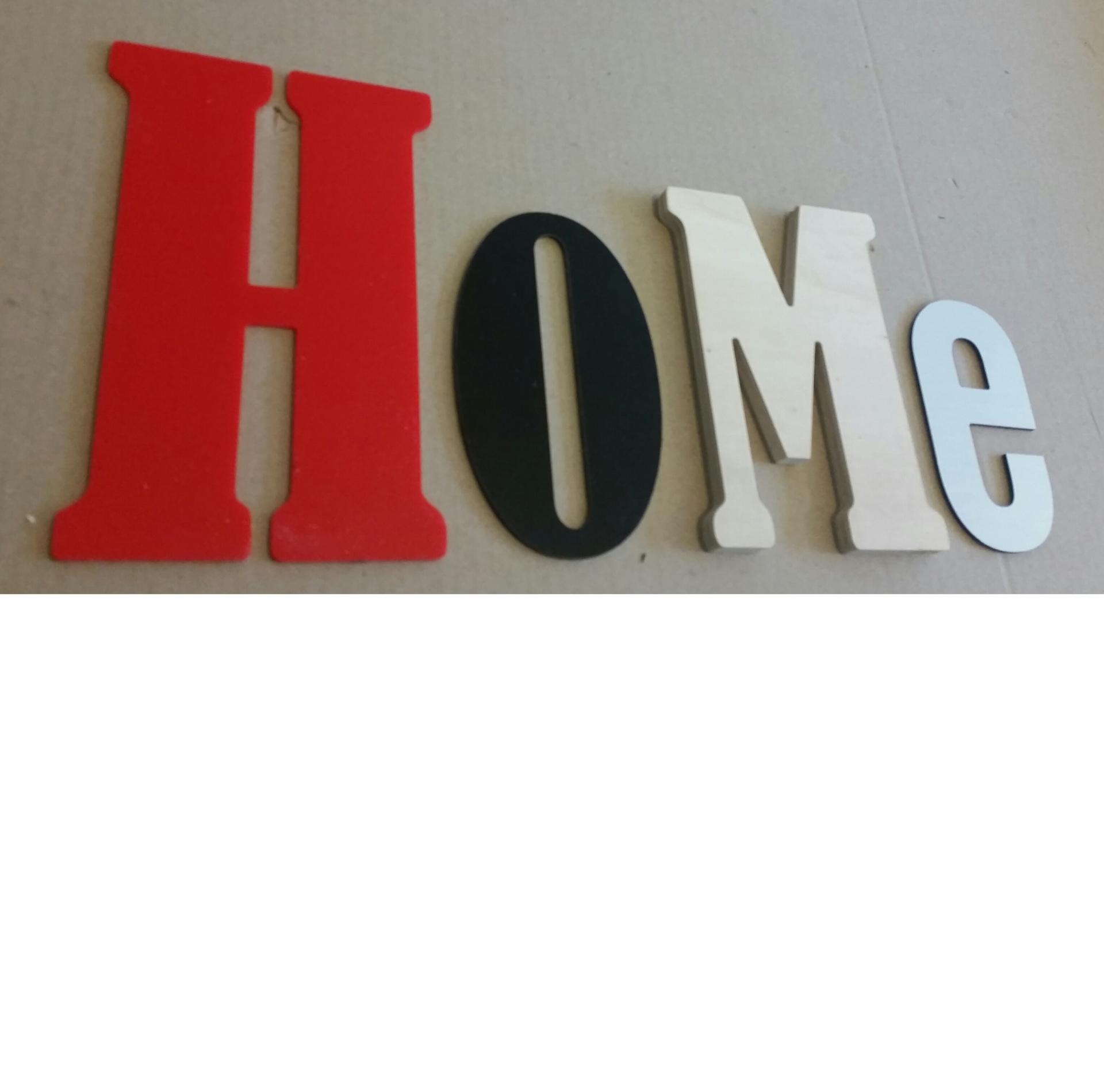 Lettre decorative home lot 0011