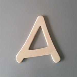 Lettre en bois anime ace 1