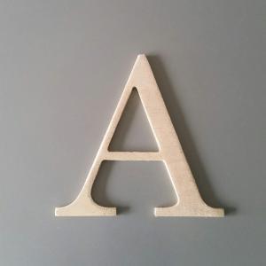 Lettre en bois century 26
