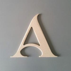 Lettre en bois shangri la 2
