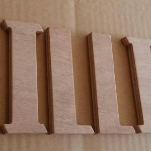 Lettre en bois william