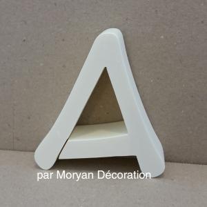 Lettre en polystyrene anime 1