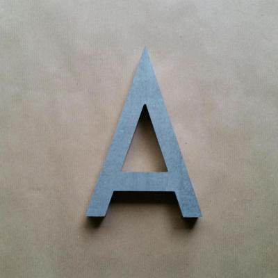 Lettre en relief 3D HARLEEM