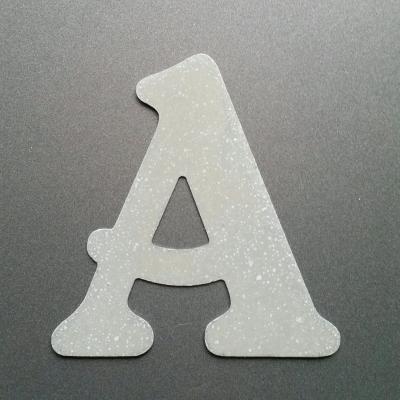 Lettre en zinc BELSHAW