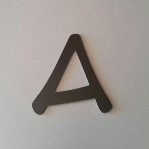 Lettre metal anime ace 1