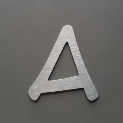 Lettre metal ANIME ACE