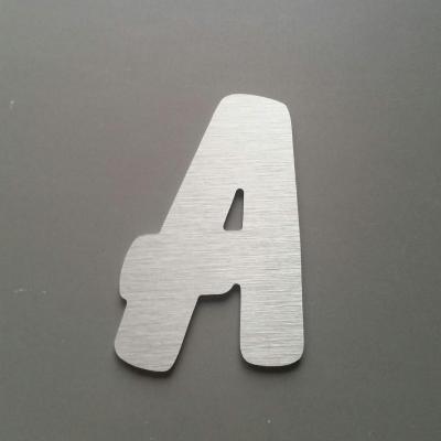 Lettre metal modèle BALLOON