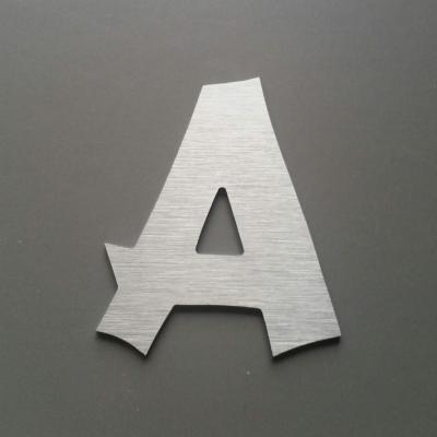 Lettre metal modèle CANCUN