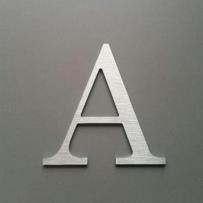 Lettre metal modèle CENTURY