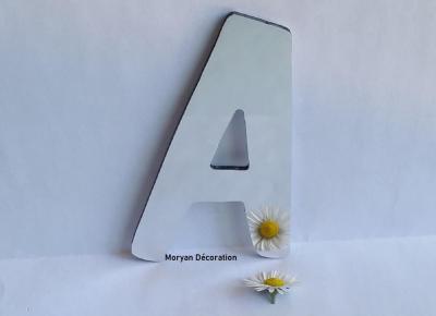 Lettre miroir modèle DOM CASUAL