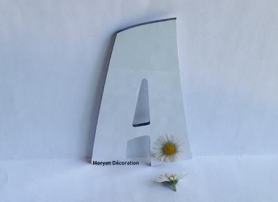 Lettre miroir modèle ZOINKS