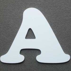 Découpe lettre enseigne plastique PVC COOPER