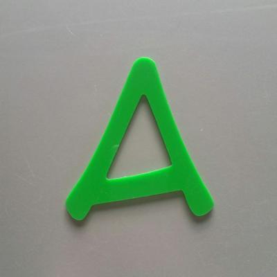 Lettre plexi modèle ANIME ACE
