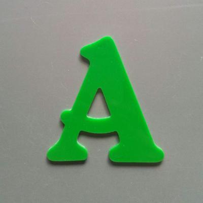 Lettre plexi modèle BELSHAW