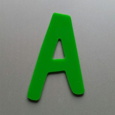 Lettre plexiglas DOM CASUAL