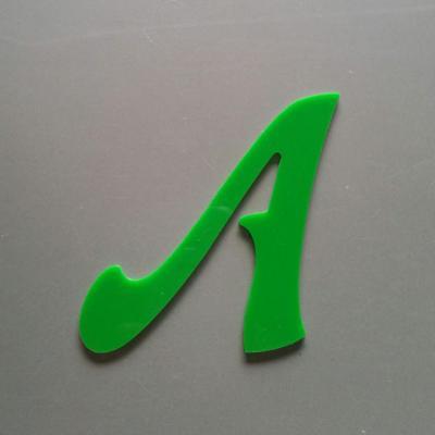 Lettre plexi modèle FELIPE
