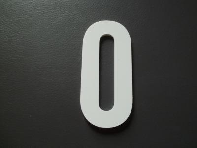 Lettre prénom PVC O