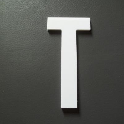 Lettre prénom PVC T