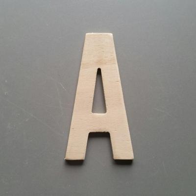 Lettres bois ALTERNATE