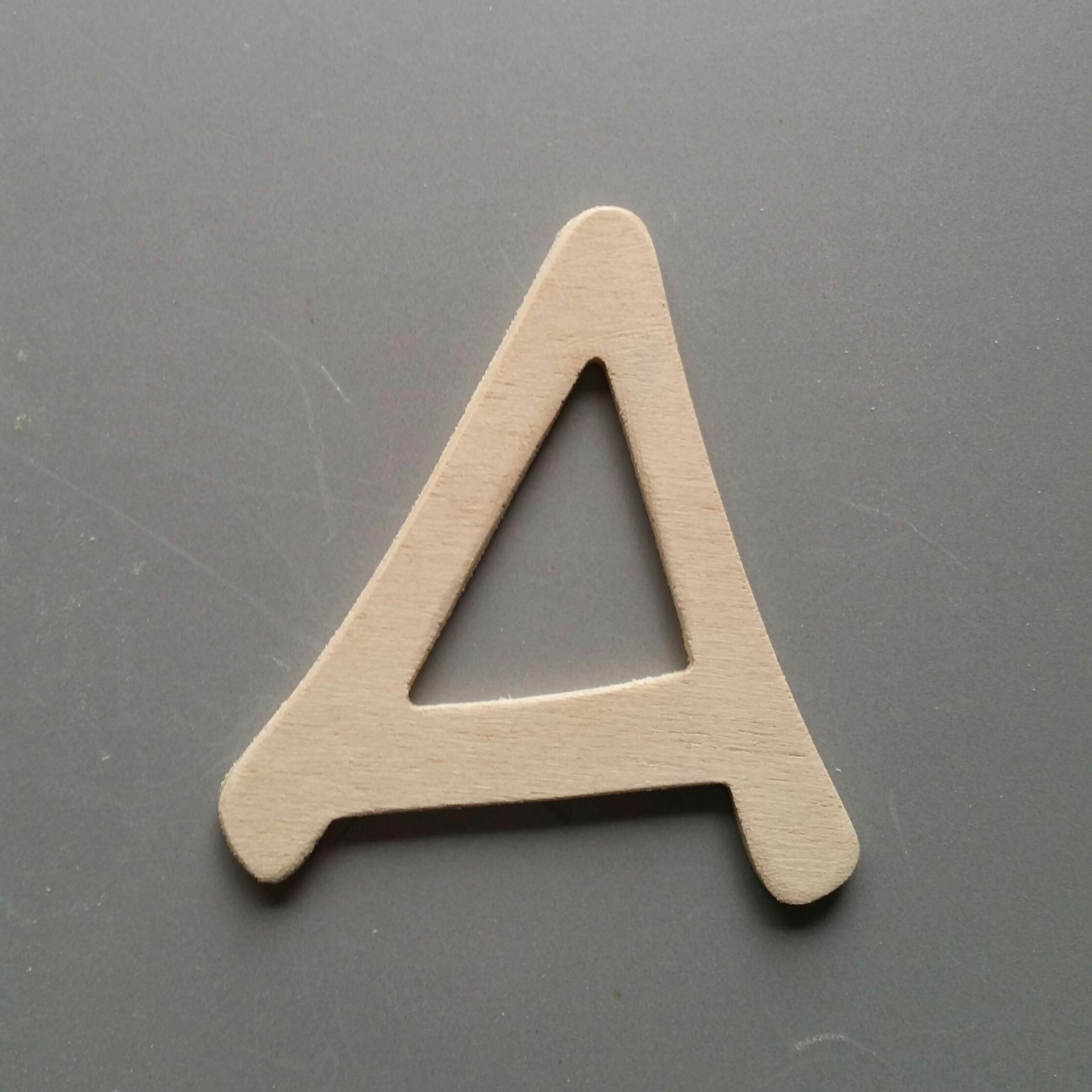 Lettres bois anime ace 1