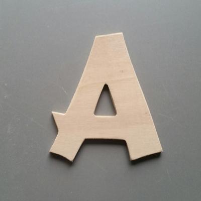 Lettres bois modèle CANCUN