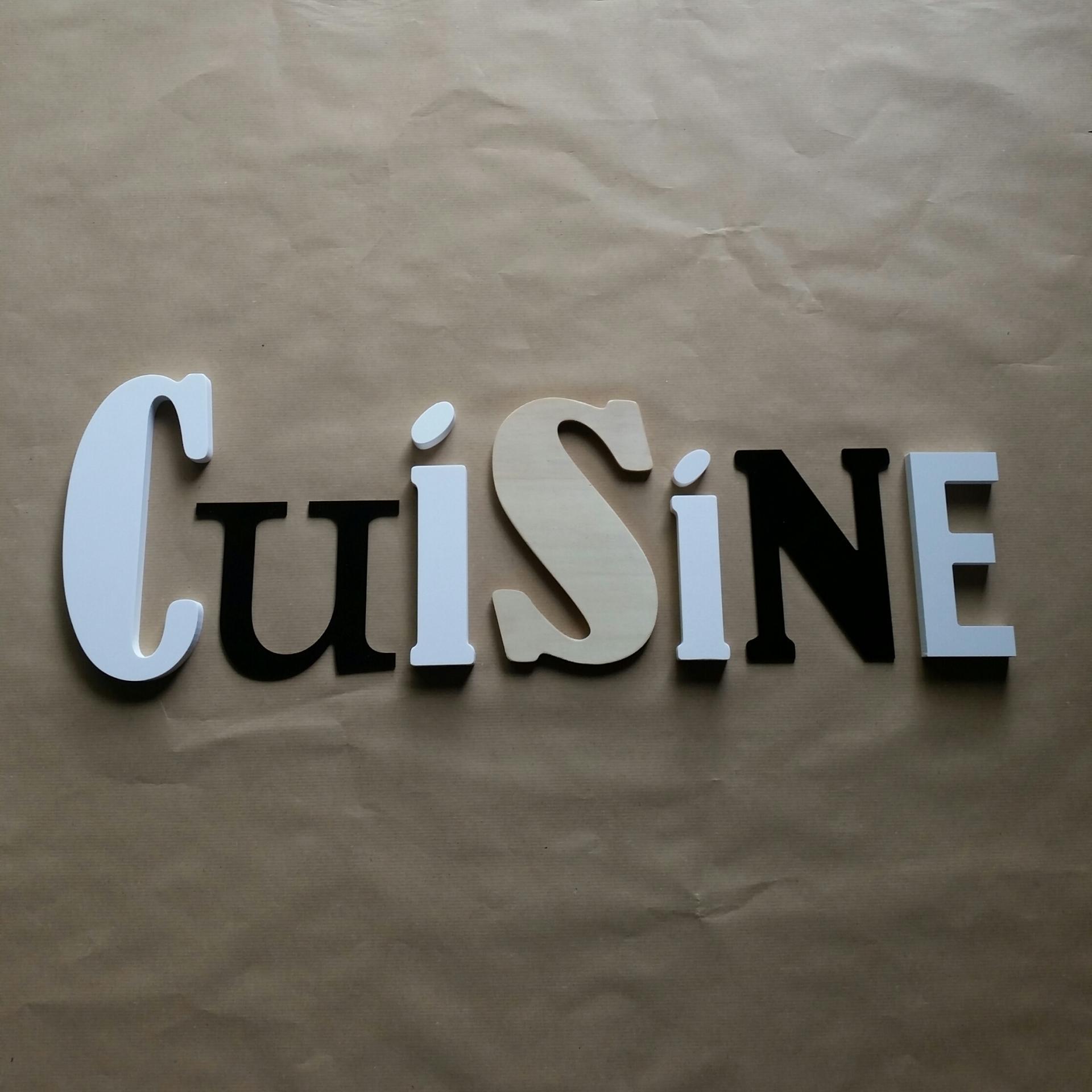 Lettres decoratives cuisine 061020 1