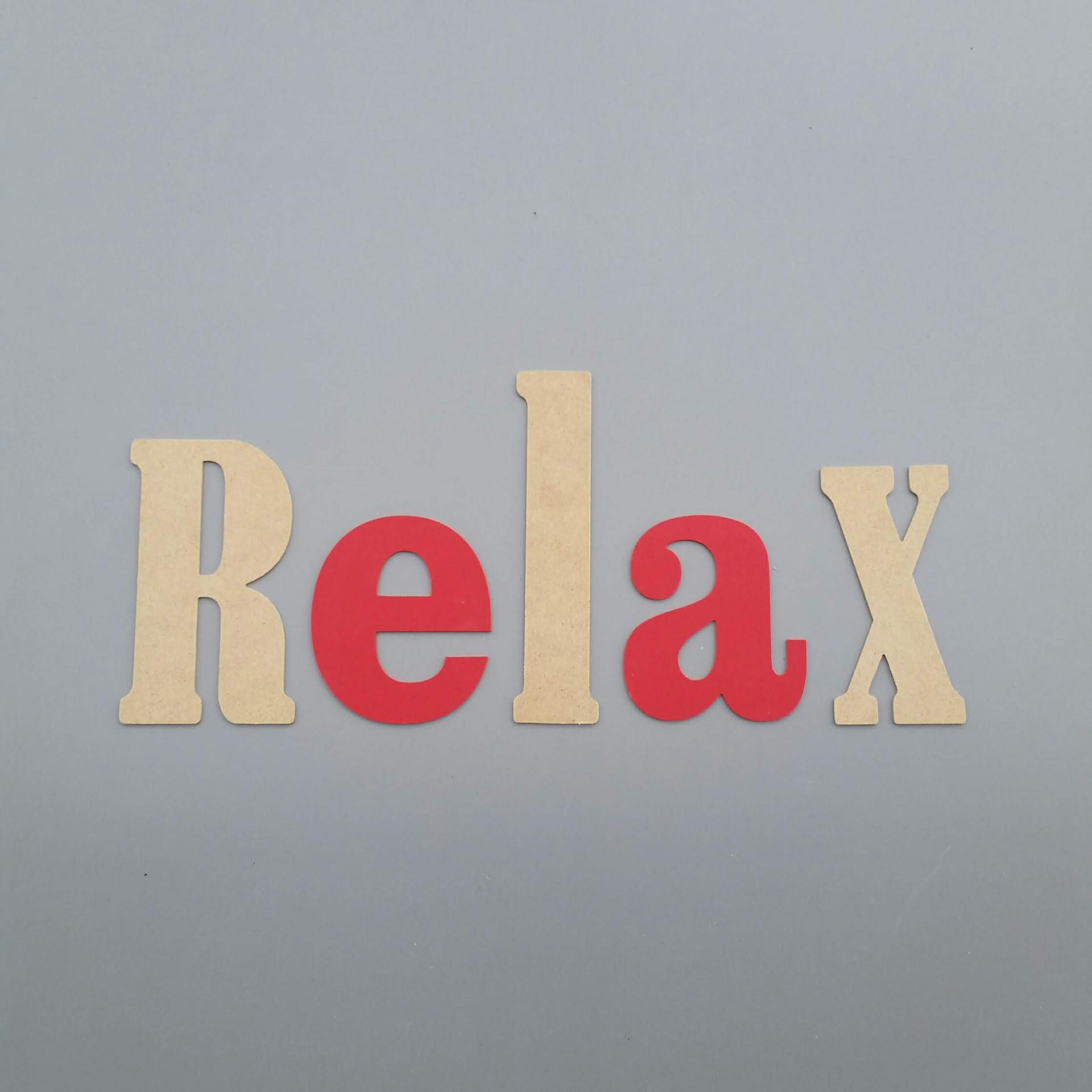 Lettres decoratives relax 271020 4