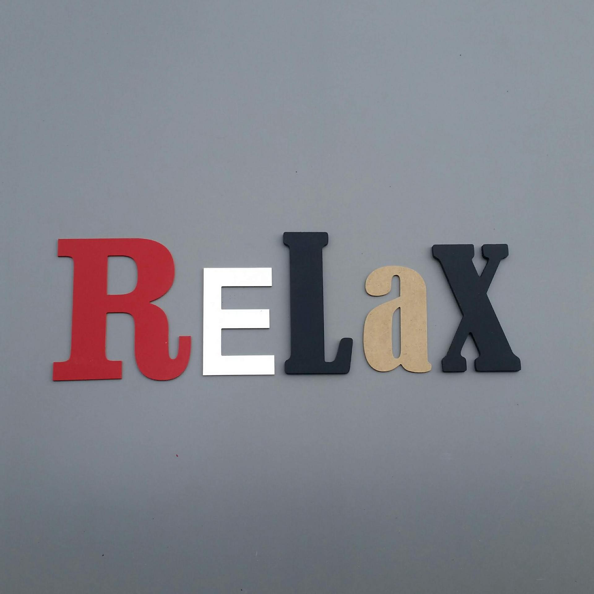 Lettres decoratives relax 271020 7